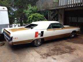 Hurst Chrysler 300 Hooniverse Obscure Car Garage The 1970 Chrysler