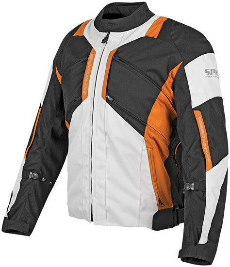 Ktm Speed Jacket Aomc Mx Speed And Strength Chain Reaction Textile Jacket