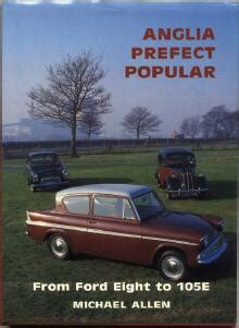 ford anglia 105e motoring books