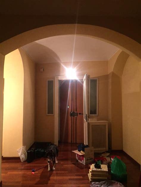 soffitto a volte illuminazione salotto soffitto a volta