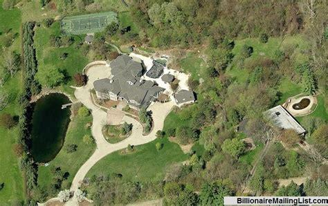 eminem home an aerial view of rapper eminem s mansion billionaire