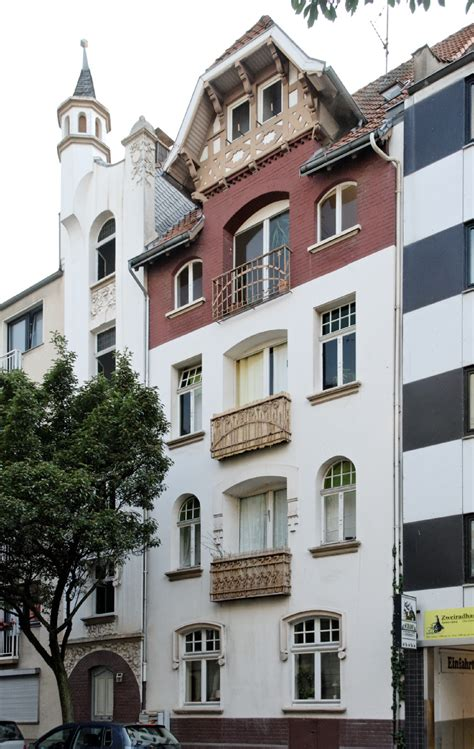 d haus file haus sophienstrasse 12 in duesseldorf benrath
