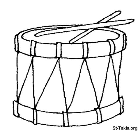 coloring pages drummer boy image coloring 138 drums صورة تلوين الطبلة