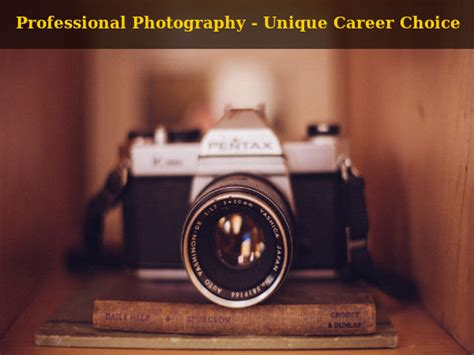 Educational Requirements For Photography by Looking For A Career In Photography Here S All You Need To Careerindia