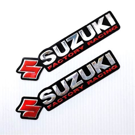 Suzuki Racing Stickers Decals Stickers For Sale Page 25 Of Find Or Sell