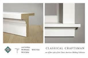 Window Stool Classical Craftsman Window Stool Window And Door Trim
