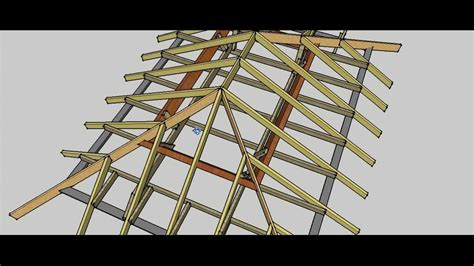 Hip Roof Construction Details Image Gallery Hip Roof Framing