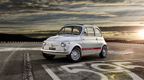 fiat  abarth  anniversary wallpapers hd