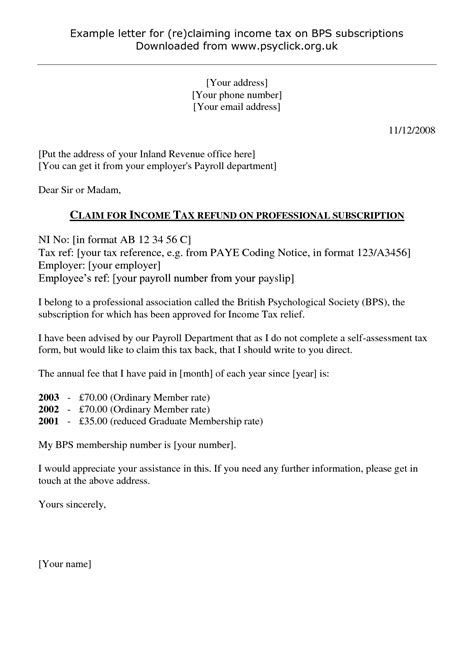 tax refund letter template best photos of irs refund letter template irs letters
