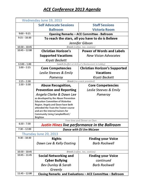 quality meeting agenda template conference information 171 inspiring possibilities