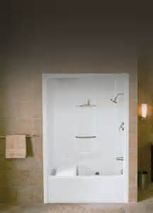 bath and shower stalls kohler bathing bathroom