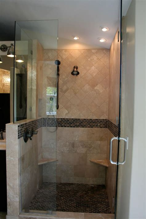 Shower Ideas For Bathrooms Marvelous Basement Shower Stall 12 Bathroom Shower Stalls
