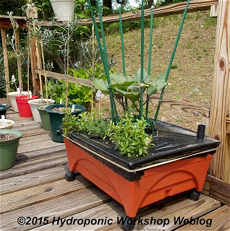 City Pickers Planter by Hydroponic Workshop