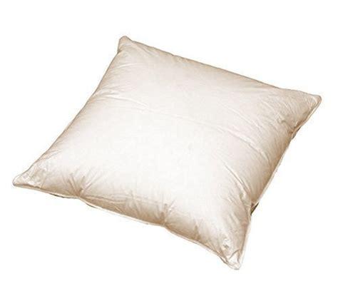 cuscino di piume 2 x divano cuscino di piume 60x60 cm vero piume robusto