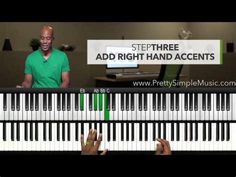 keyboard runs tutorial licks and runs piano tutorial advanced intermediate