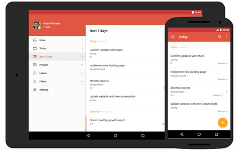 Home Design Software For Android Phones Todoist Android App Redesign Android Beat Android News