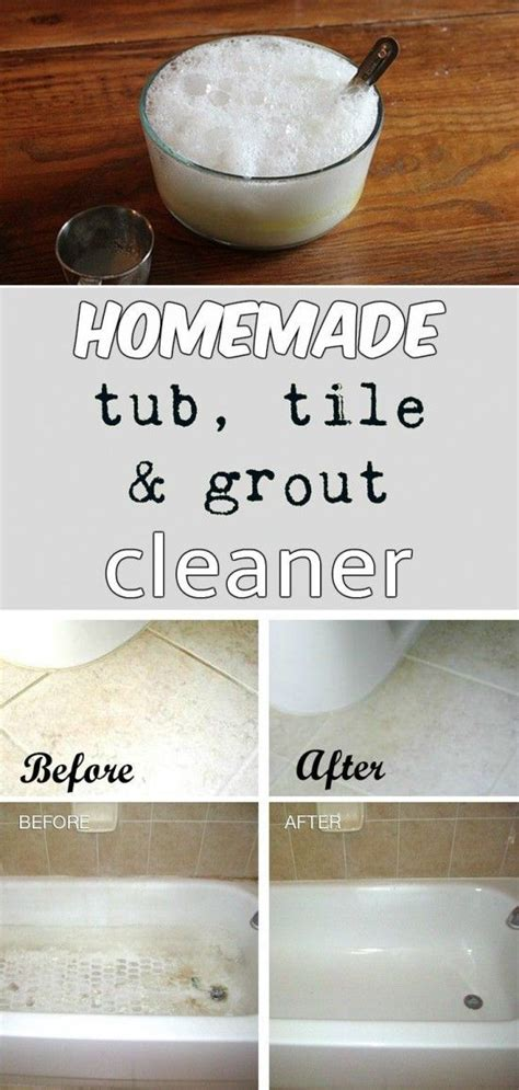 Grout Cleaner Recipe Miracle Grout Cleaner Diy Only 2 Ingredients Sodas And Grout Cleaner