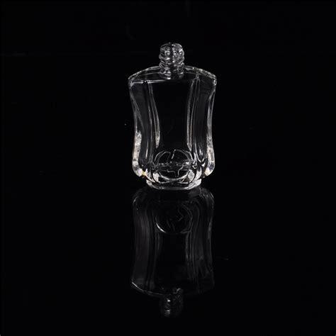 Botol Minyak Wangi kaca berbentuk botol minyak wangi kilang segi empat tepat