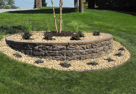 Garden Blocks by Top Block Llc Garden Block Wall