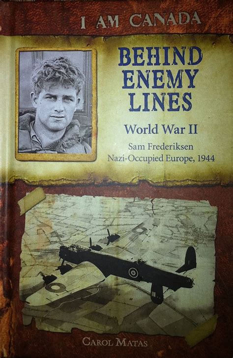 enemy lines books canlit for littlecanadians enemy lines world war