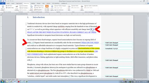 format footnote spacing in word 2010 microsoft word 2010 professional quot insert citation