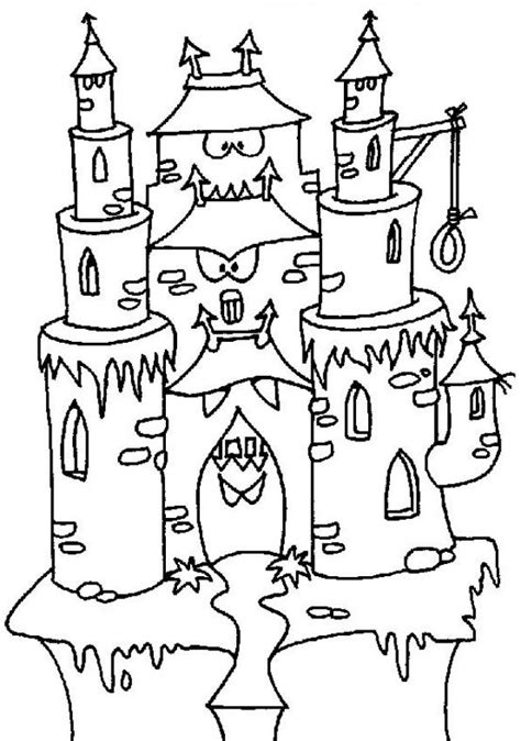 Free Printable Castle Coloring Pages For Kids Castle Coloring Pages To Print