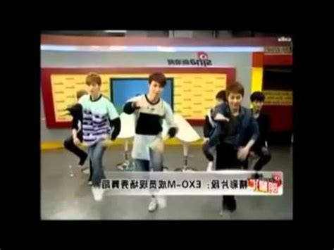tutorial dance exo mama exo m mama chorus dance tutorial mirror youtube