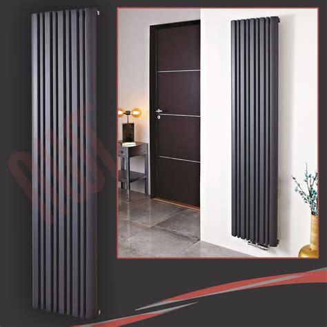sectional radiators quot proteus quot white anthracite designer vertical