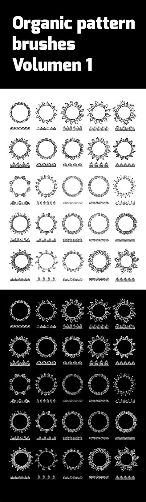 usar pattern illustrator m 225 s de 25 ideas incre 237 bles sobre mandalas faciles en