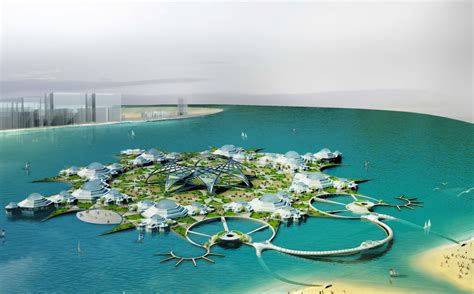 Finance Furniture by Water Village In Sharjah By Office Of Architecture