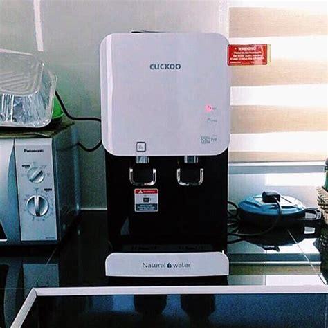 cuckoo water purifier fusion top reviews