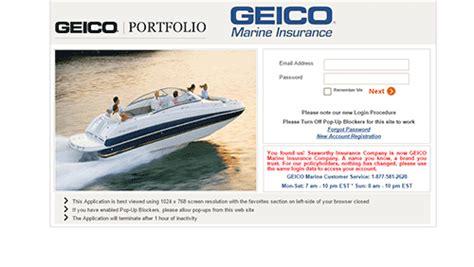 geico boat insurance geico boat insurance login make a payment