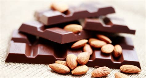 Pinterest Decorate Your Home dark chocolate almond granola bar squares modernmom