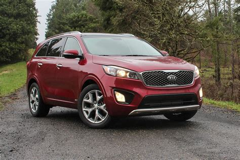How Much Is A 2016 Kia Sorento Is The 2016 Kia Sorrento The Best Crossover On The Market