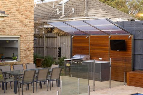 Patio Designs Melbourne Black Rock Poolside Contemporary Patio Melbourne By Limetree Alfresco
