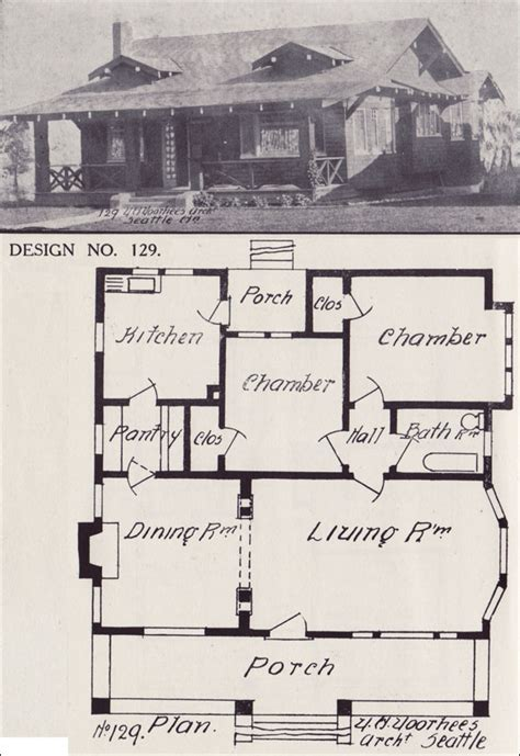 western floor plans bungalow house plan california style bungalow