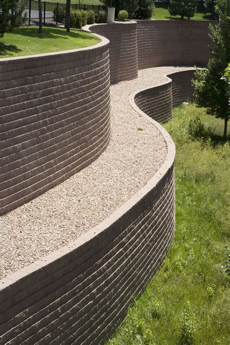 Amastone Retaining Wall System How Does Your Garden Grow Garden Retaining Wall Systems