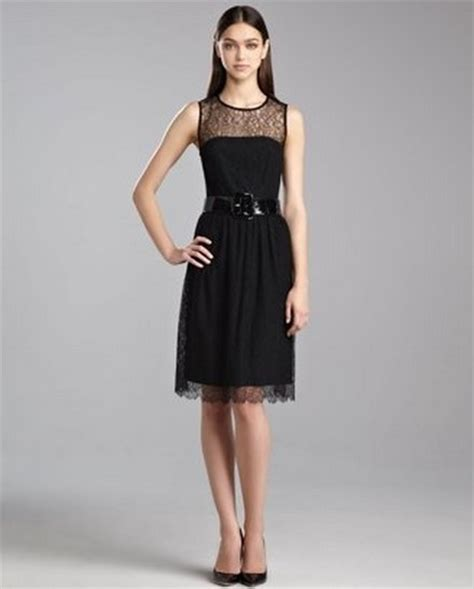 beautiful stylish dresses with wide belt