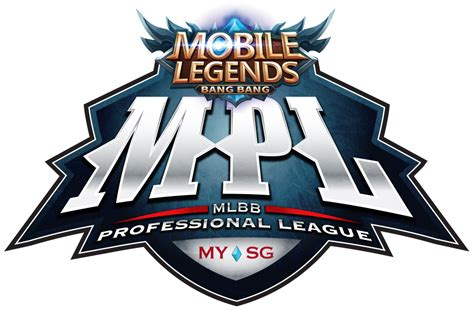 mobile legend logo mpl mobile legends professional league