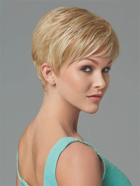 tremendous short hairstyles  thin hair pictures