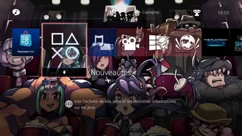 ps4 themes not working ps4 theme skullgirls 2nd encore youtube