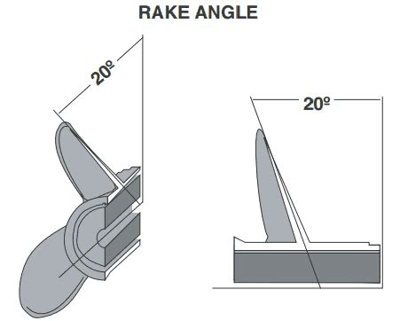 boat propeller angle how to choose the correct boat propeller crowley marine
