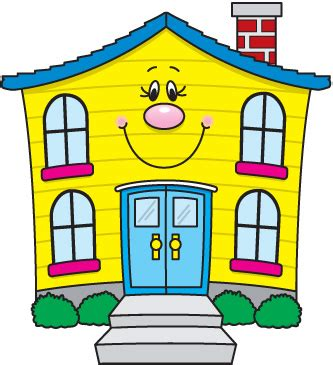 home clip art pictures clipartix