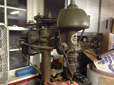 photo index walker turner co inc bench to drill press wt 900 vintagemachinery org