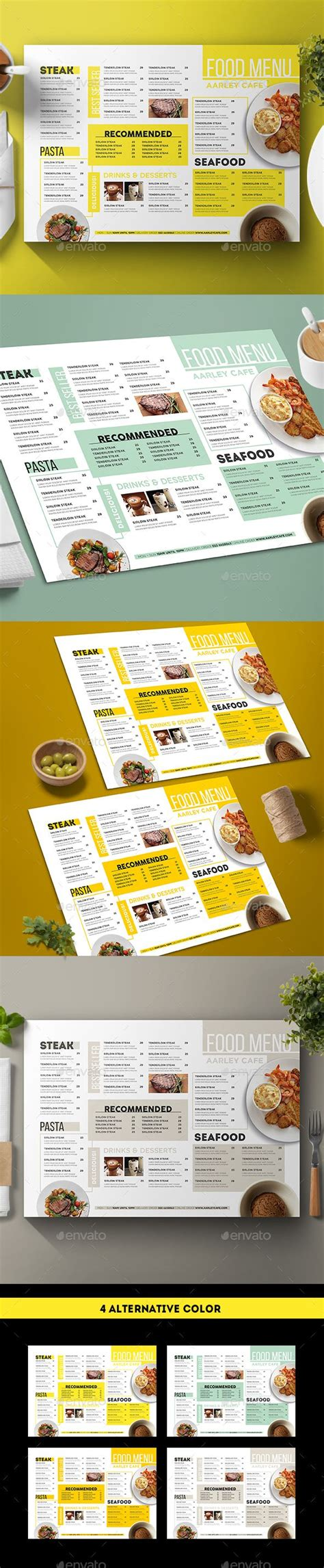 takeaway menu design templates menu takeaway menu template