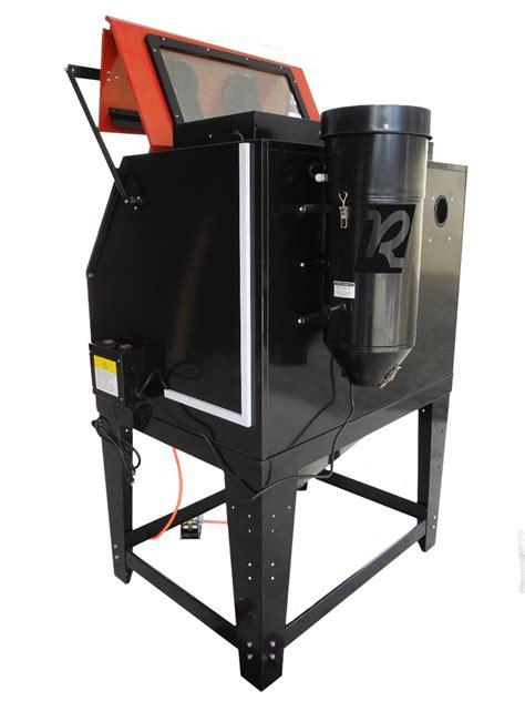 blast cabinet glass new redline elite re70 abrasive sand blaster blast cabinet