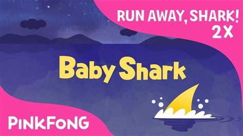 baby shark youtube fast run away baby shark 2x faster animal songs