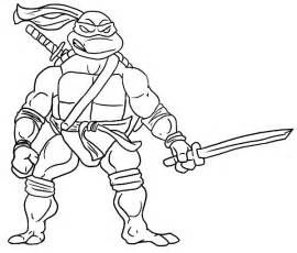 teenage mutant ninja free coloring pages art coloring pages