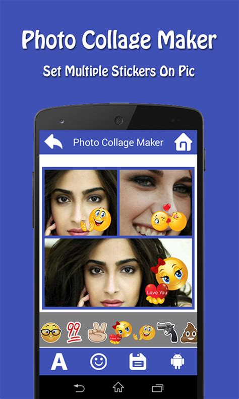 photo collage maker apk free collage photo maker pic grid apk for android getjar
