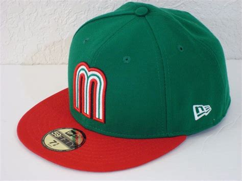 gorras de beisbol new era gorra oficial mexico clasico mundial 2017 new era 59 fifty